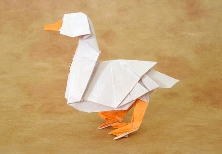 Origami Duck - pics for gt origami duck