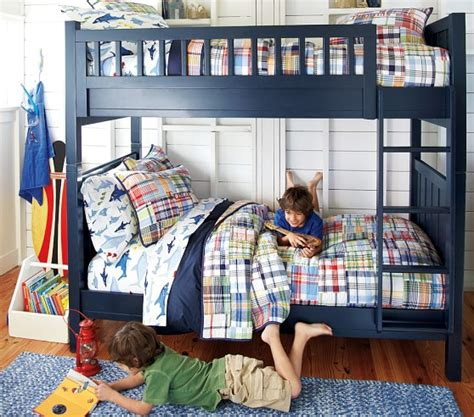 pottery barn kids bedding madras quilted bedding pottery barn kids