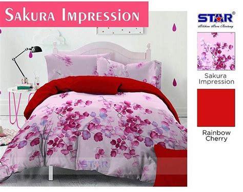 Sprei Impression Nirvana Uk 120 detail produk sprei dan bedcover impression cheerry