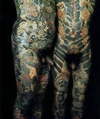 yakuza tattoos ideas design meaning