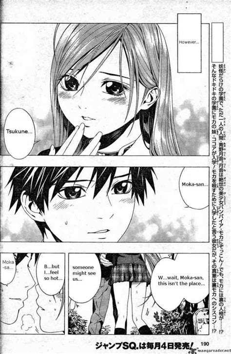 Read Rosario Vampire II Chapter 4 - MangaFreak