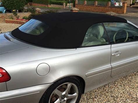soft top car hood replacement norwich norfolk top job convertible hoods