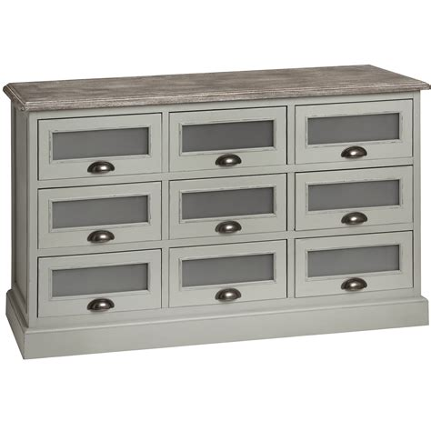 Large Dresser Drawers by Lyon Shabby Chic Large Grey Chest Of Drawers Bedroom
