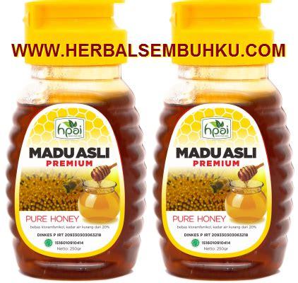 Obat Asam Lambung Dari Hpai madu asli murni jual murah grosir agen