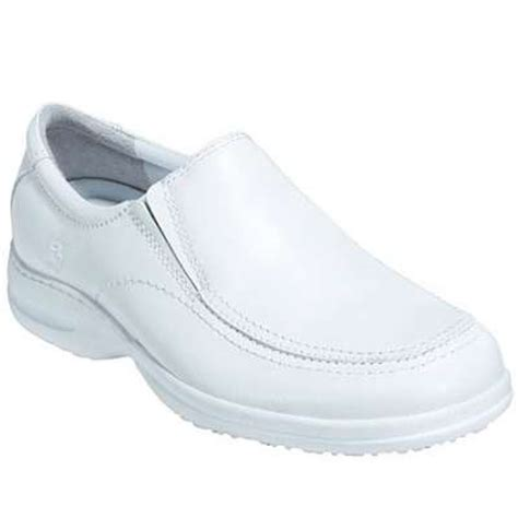 mens nursing shoes mates mens 8000004 pro step white nursing shoes
