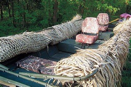 duck boat exits free plans for duck boat blinds how to diy download pdf