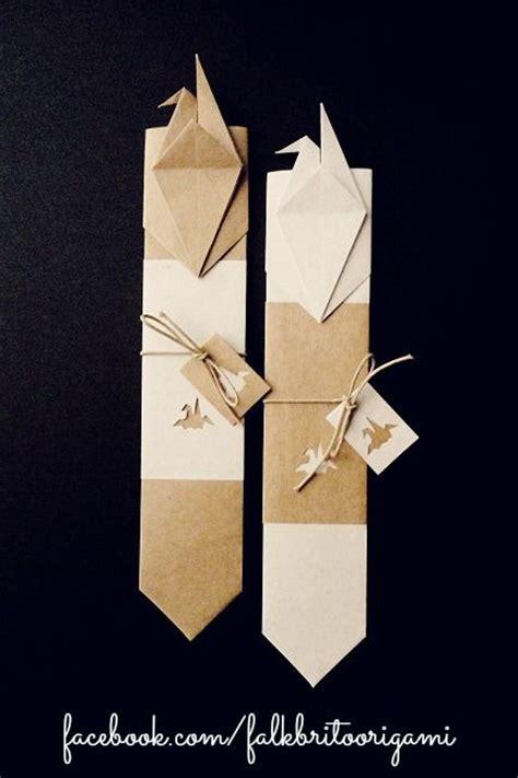 Origami Crane Bookmark - bookmark falk brito origami bookmarks