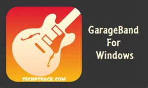 Garageband App For Pc Garageband For Windows Pc And Laptops Windows 7