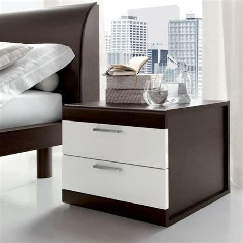 bedside table side tables bedroom furniture photo simple