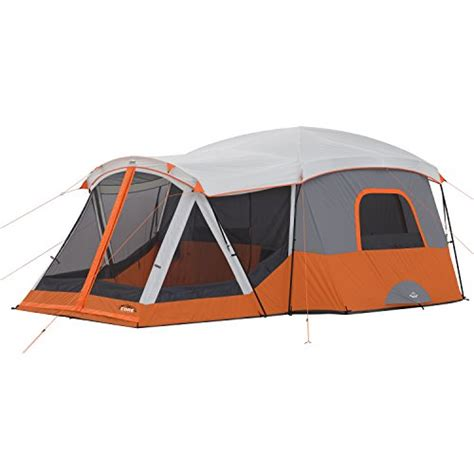 cabin tent with screen room 11 person cabin tent with screen room 17 x 12 cing companion