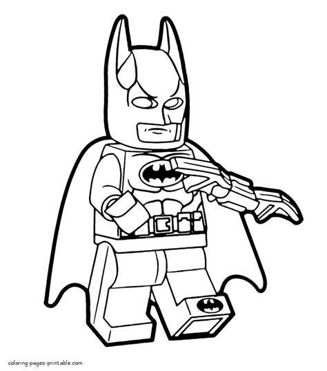 Lego Batman Coloring Pages For by Printable Coloring Pages Lego Batman Harley