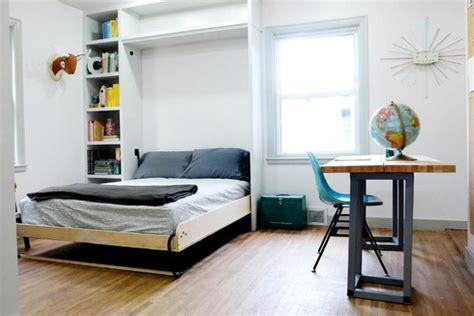 compact bedroom 20 creative and efficient college bedroom ideas house design and decor
