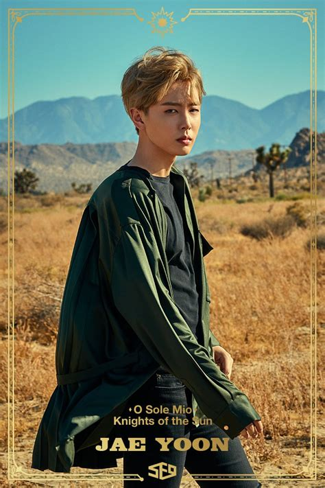 Cd Sf9 3rd Mini Album Knights Of The Sun sf9 shares member concept images for knights of the sun