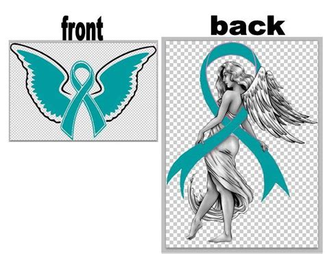 ovarian cancer color what is the color ribbon for ovarian cancer free clipart