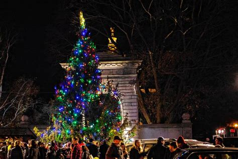 photos concord kicks off holiday season with christmas