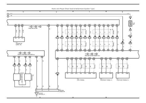 2004 toyota sequoia wiring diagrams 35 wiring diagram