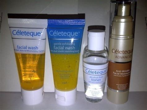 Celeteque Toner prevent and reduce skin on visihow