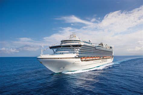 cruises uk princess cruises introduces new food options for uk