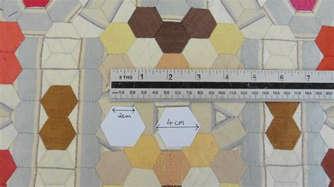 Patchwork Templates Uk - 750 x 4cm hexagon paper templates special offer
