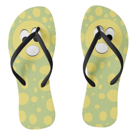 Emoji Rubber Flip Flops Hollister emoji flip flop flip flops zazzle