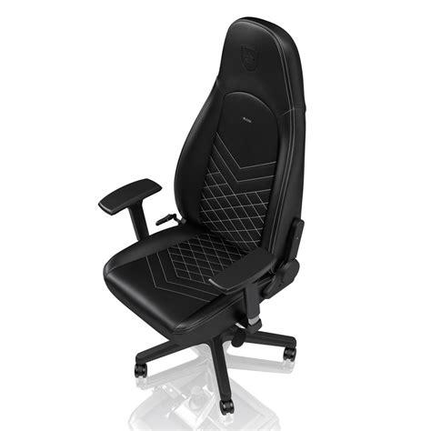 copa chairs platinum series noblechairs icon series gaming chair black platinum white