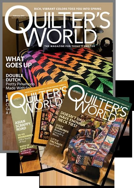 Best Quilting Magazine by The Best Quilting Magazine All Levels Quilting