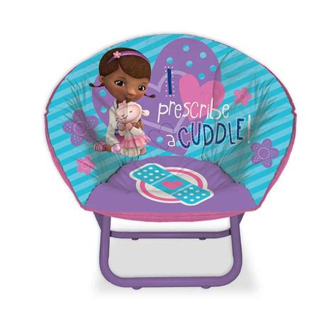 doc mcstuffins armchair doc mcstuffins mini saucer chair toys quot r quot us 25 for