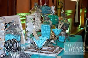 baby boy buffet ideas blue zebra print buffet baby shower cw