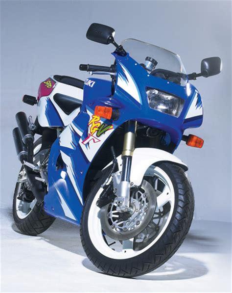 Icon Suzuki Bike Icon Suzuki Rgv250 Visordown