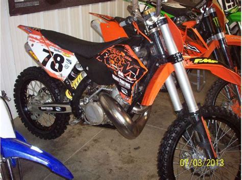 2010 Ktm 300 Xc Specs 2010 Ktm 300 Xc For Sale On 2040 Motos