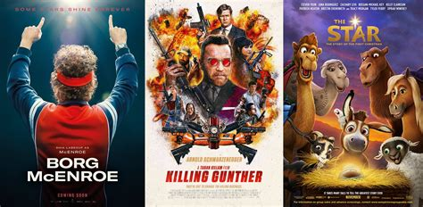Watch Killing Gunther 2017 Full Movie Trailer Watchin Wednesday Borg Vs Mcenroe The Star Killing Gunther Harvard Broadcasting