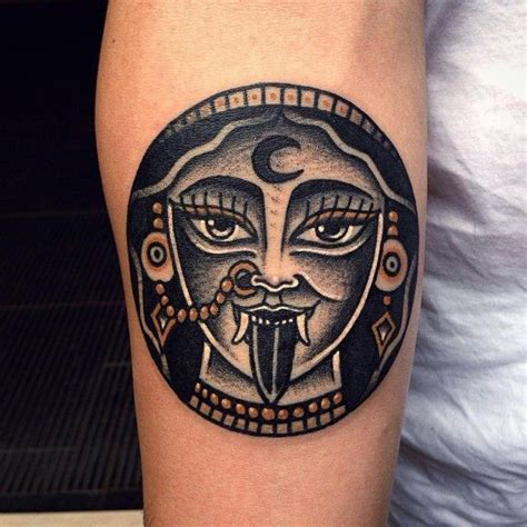 kali tattoo pinterest you can go for something simple yet badass here a fun