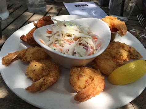 shrimp hush puppies shrimp hush puppies picture of 1885 grill chattanooga tripadvisor
