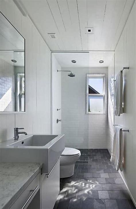 Slate Bathroom Ideas by 40 Grey Slate Bathroom Floor Tiles Ideas And Pictures