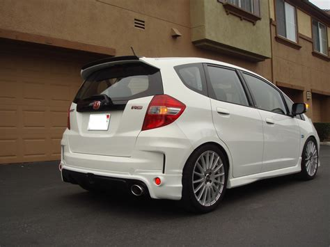 Spoiler Mugen Jazz Rs what did you do to your ge fit today page 631 unofficial honda fit forums