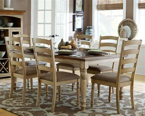 Country Style Dining Table And Chairs Chicago Furniture For Country Style Dining Furniture