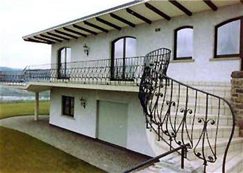 geländerbefestigung balkon kunstschmiede paul kreten treppen gel 228 nder