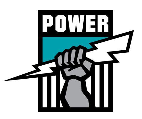 port adelaide power logos