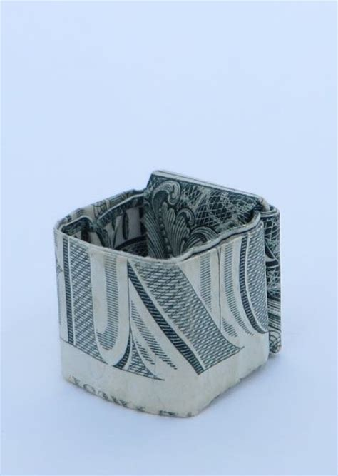 Dollar Bill Ring Origami - rue s origami dollar bill ring the estate of rue
