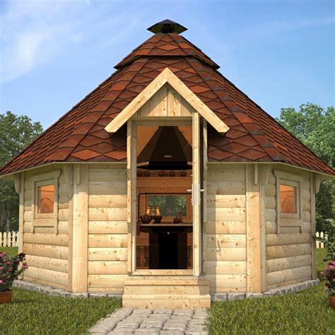 Gartenhaus Aus Holz by 25 Ideen F 252 R Selbstgebaute Gartenh 228 User Aus Holz Im