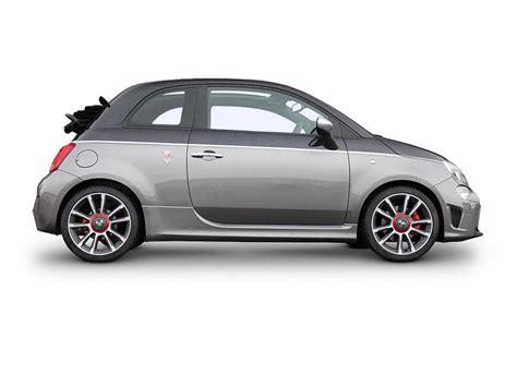 abarth 595 leasing deals uk all car leasing