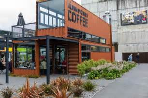 Costa Coffee Interior Ideas Steel Shipping Containers Homes With Iron Fence