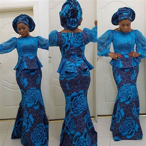 latest ankara peplon styles latest long and short peplum ankara styles you should see