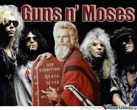 Meme Guns And Roses