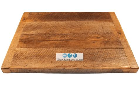 30 quot x 48 quot reclaimed barn wood restaurant table top
