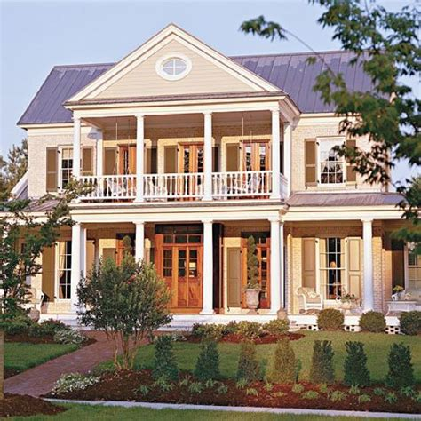 wrap around porch house plans southern living wrap around porches future house ideas pinterest