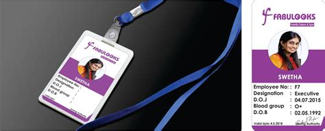 id card design patterns id card design unique visuals chennai