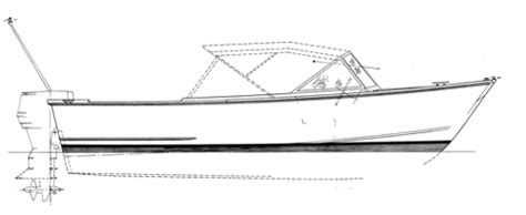 wooden boat plans runabout 18 plywood runabout downeaster woodenboat magazine