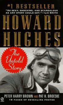 biography howard hughes book nonfiction book review howard hughes the untold story by