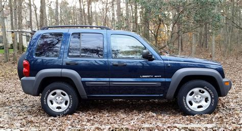 Jeep Liberty 2003 Reviews 2003 Jeep Liberty Pictures Cargurus